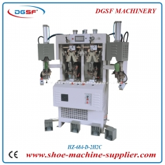 Double cold and double hot counter moulding machine HZ-684-D-2H2C